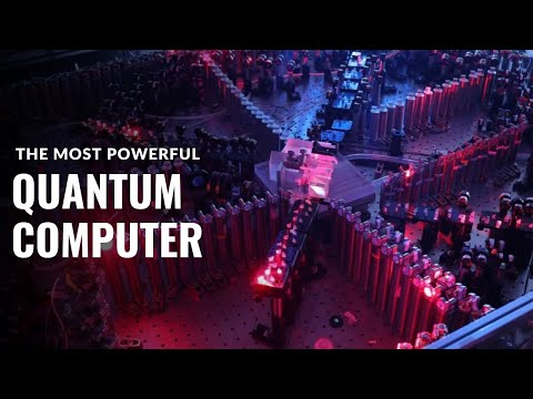 What This Quantum Computer Can Do Will Blow Your Mind!
