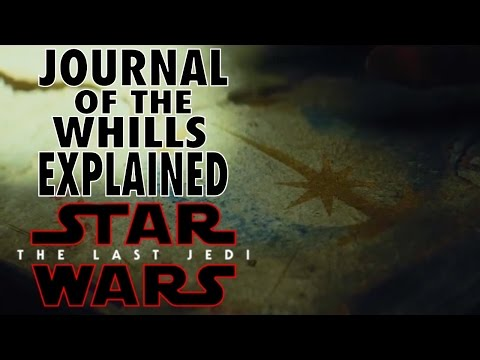 THE JOURNAL OF THE WHILLS: EXPLAINED!