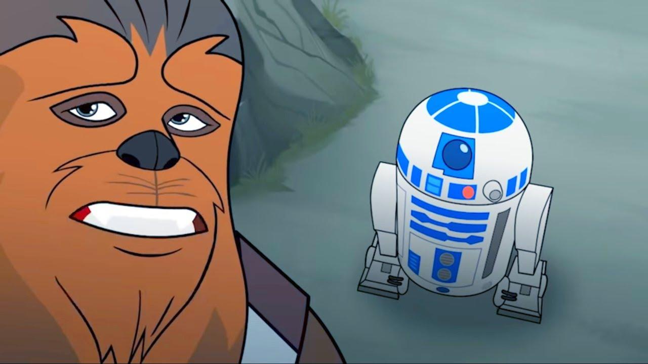 Звёздные войны: Силы Судьбы - Выпуск 4 - Мультфильм Disney STAR WARS FORCES OF DESTINY