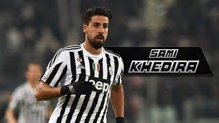 Sami Khedira All 20 Goals - Juventus 2015-2018 🔥 🔥