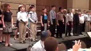 Day School 3rd Grade Shabbat