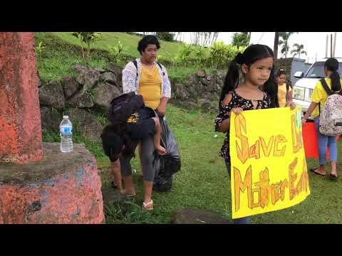 Siliaga Elementary School Zero Waste Kickoff