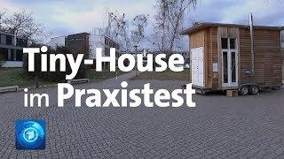 Tiny House: Studenten In Berlin Machen Den Praxistest