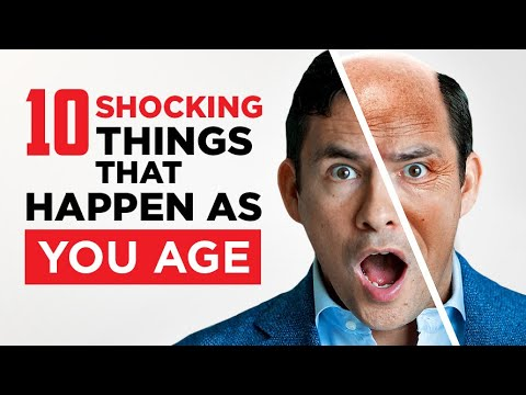 10 Shocking Things That Will Happen As YOU Age