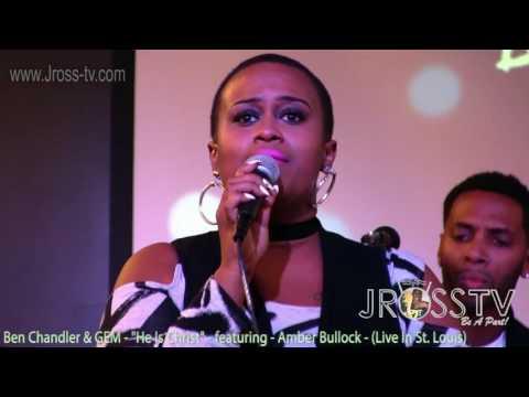 "James Ross @ Amber Bullock - ""He Is Christ"" - www.Jross-tv.com (St. Louis)"