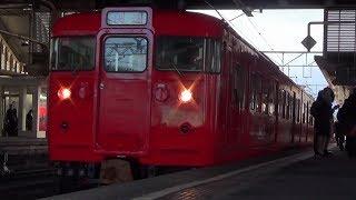 しなの鉄道】 復刻塗装された115系を撮りに行ってきました。③コカ・コーラレッドS11編成