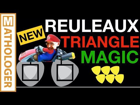New Reuleaux Triangle Magic