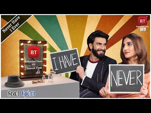 Ranveer Singh & Vaani Kapoor play Never Have I Ever with Devansh Patel -  Season 1 Episode 13