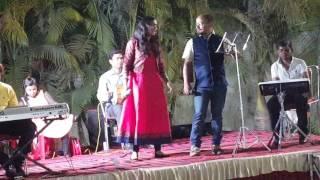 Amazing voice ... Tare hai barati chandni hai barat Ashish & baijanti