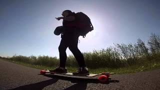 Day 1 & 2, Calais to Amsterdam ~ Skate To Escape