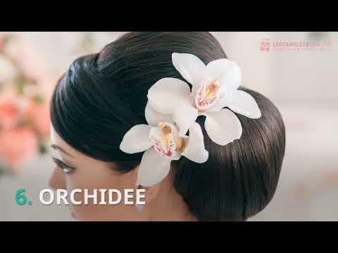 Bouquet Sposa Youtube.Bouquet Sposa Il Significato Dei Fiori Listanozzeonline Youtube