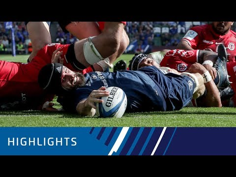 Leinster Rugby v Toulouse Semi-final Highlights 21.04.19