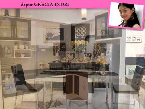 Inspirasi 12 dapur kitchen set artis indonesia 2015 for Kitchen set jakarta