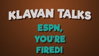 ESPN, You're Fired!