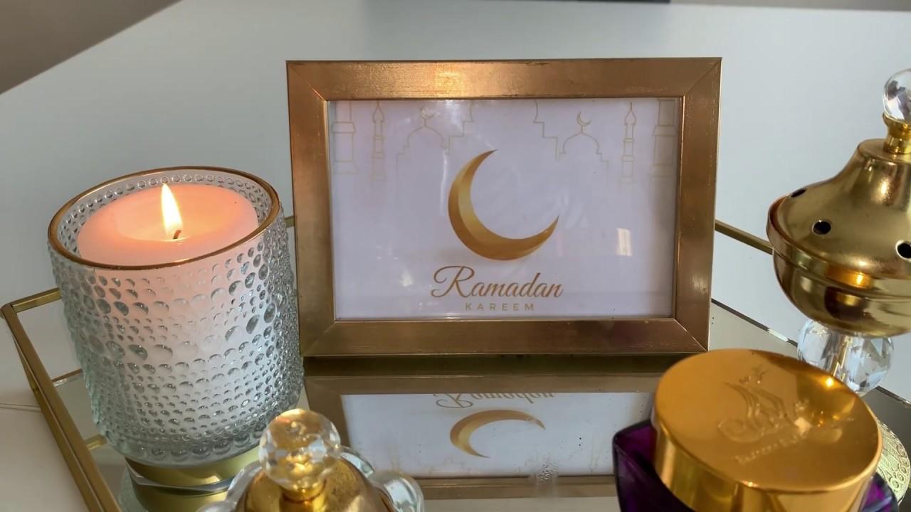 Photo De Decoration ramadan vibes ?| idées de décoration ||ديكور و زينة رمضان