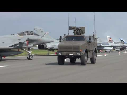 Joint Power Demo at Belgian Air Force Days
