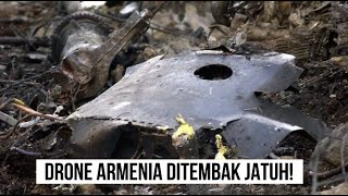 Panas! Azerbaijan Jatuhkan Drone Armenia