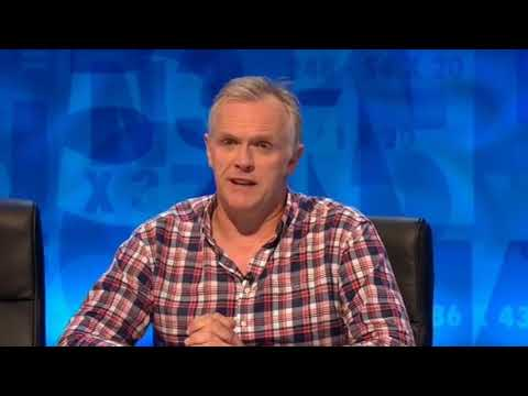Jimmy Carr and Sean Lock lose it over Greg Davies Chris Eubank impression
