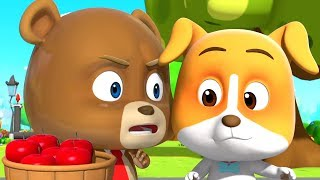Fake Faint | Cartoon Videos For Babies | Kids Show For Children By Loco Nuts