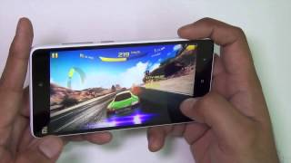 xiaomi mi 4i gaming review with heating test does it heat badly while gaming
