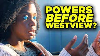 WandaVision Monica Photon Explained! Powers BEFORE Westview?