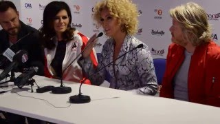 Press Conference @C2C London 2016 - Little Big Town