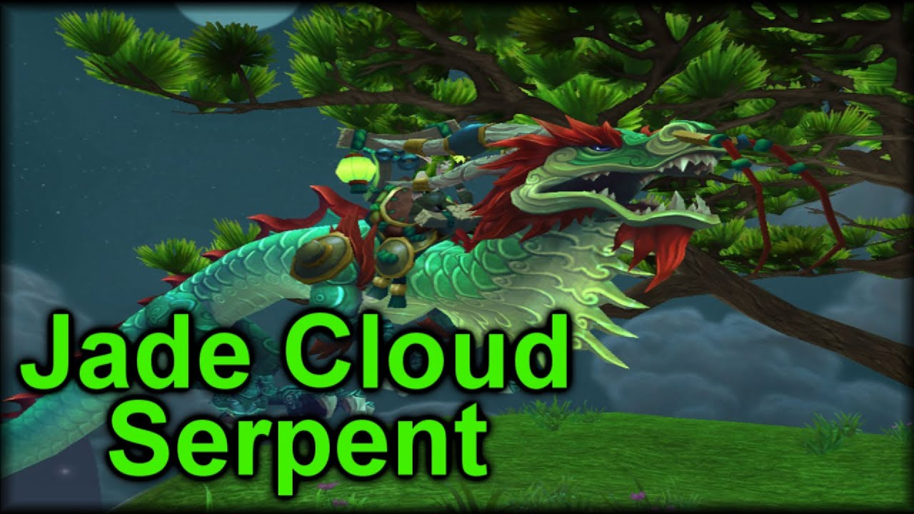 how to buy a cloud serpent