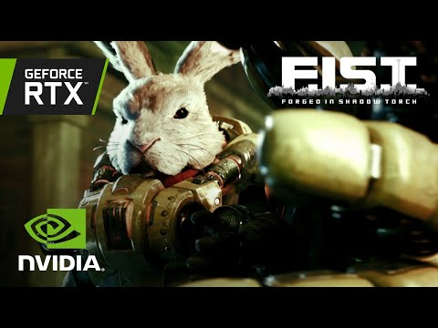 F.I.S.T.: Forged In Shadow Torch | EXCLUSIVE GeForce RTX PC Gameplay Reveal