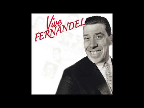 Fernandel - La caissière du grand café