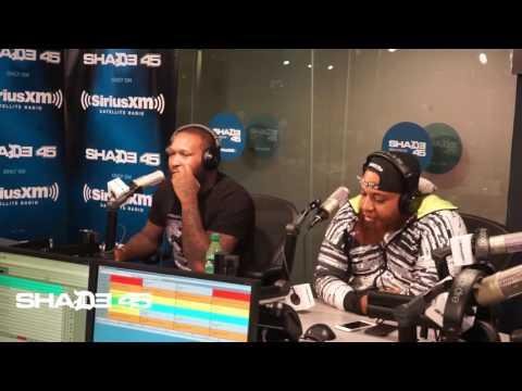 Dj Kayslay interviews Garci on Shade 45 ( Ape Gang / Dream Chasers)