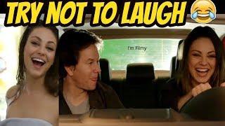 Ted Hilarious Bloopers & Funny Scenes Ft. Mark Wahlberg & Mila Kunis