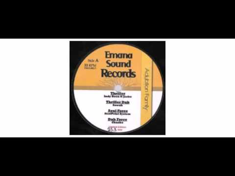 "Indy Boca / Jacko  / Footprint System /  - Adubtion Family - 12"" - Emana Sound Records"