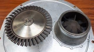 Титановая турбина