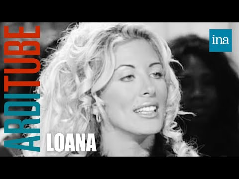 Qui est Loana de Loft Story ?   Archive INA