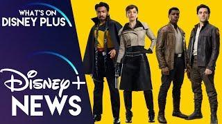 Qi'Ra, Lando, Poe & Finn Star Wars Shows Rumored For Disney+