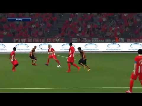 Shakhtar Donetsk - Hampshire Red 1-0