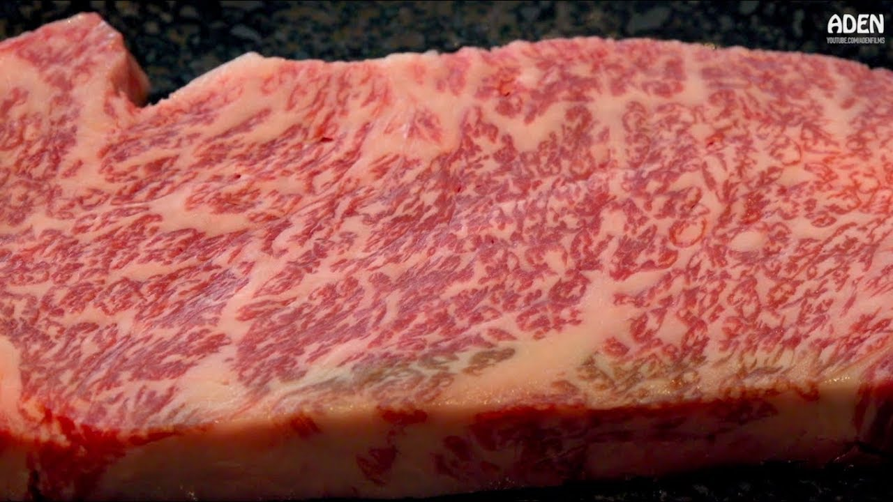 06411a07a555 Prime Kobe Beef - Steakhouse in Japan - YouTube