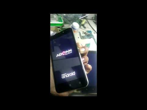 CARA FLASH TAB ADVAN T2K MENGALAMI BOOTLOOP ================================================= CEK ...