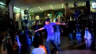 HUEHUECOYOTL DANCE BOYS   BIKINY AMARILLO TEKTONIK ACID DISCO