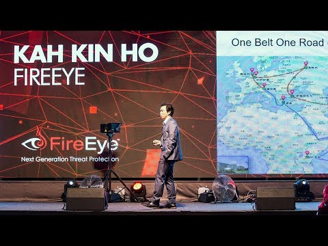 RISK 2018 - FireEye: Cyber Security: The Strategic View - Kah Kin Ho
