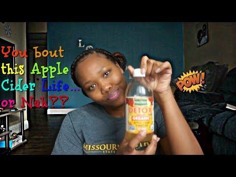 Apple Cider Vinegar rinse on NATURAL HAIR- All hair types