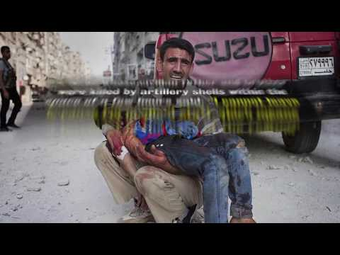 The Aleppo Genocide by Syrian Dictator