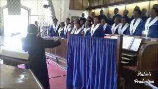 St Andrews Church Choir, Nairobi_O de angels rolled the stone away.