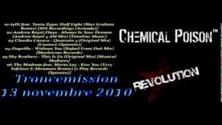 Chemical Poison - Trancemission ( Guest mix for Paul van Dyk ) 13 november 2010