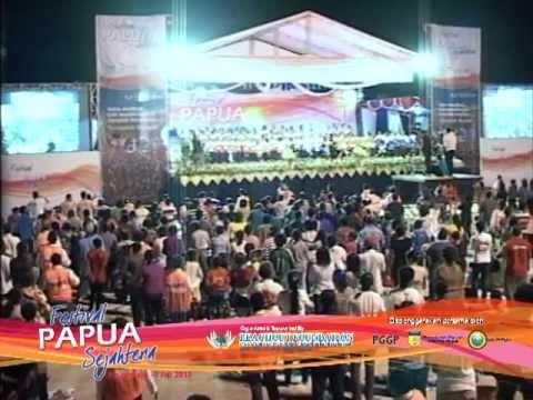 Festival Papua Sejahtera, 4 - 7 Juli 2013 - NINOE YESUSO