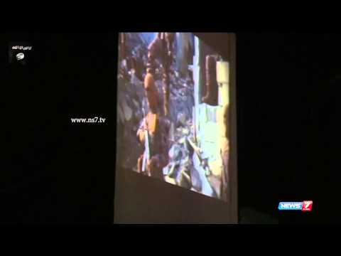 ISIS shows the video of Jordanian pilot being burned to death