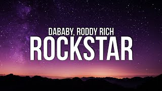 DaBaby - ROCKSTAR (Lyrics) ft. Roddy Ricch