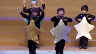Abram Khan cute dance performance for school Annual Day!