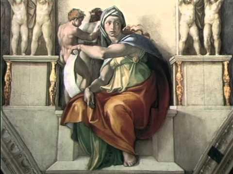 Genios de la Pintura 04 de 024 Miguel Angel [Documental]