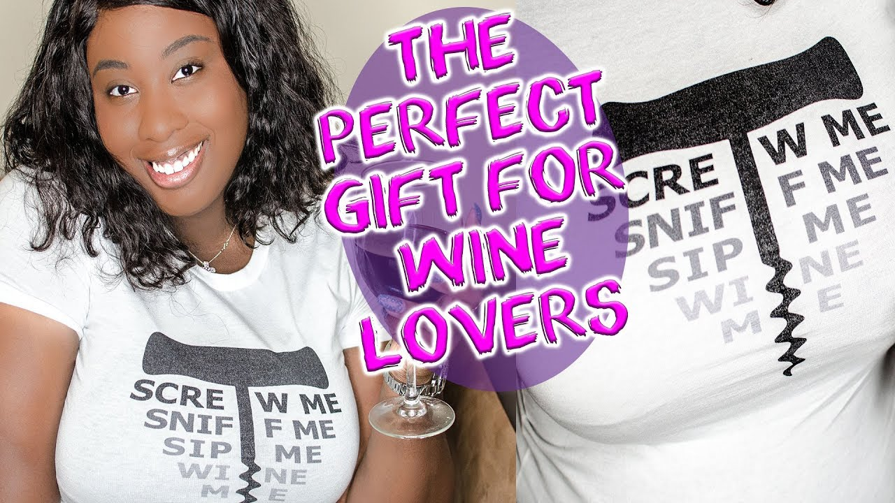 the perfect gift for wine lovers youtube